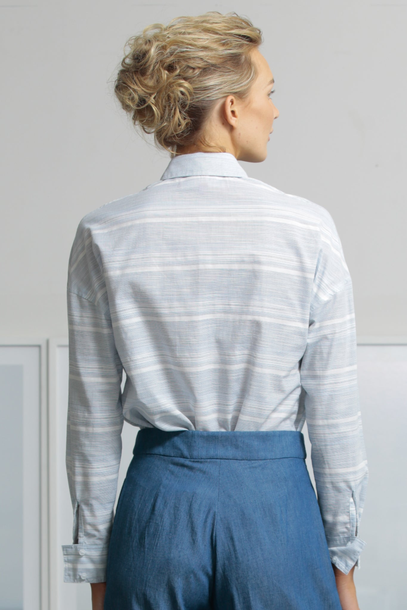JUNE TOP - STRIPE