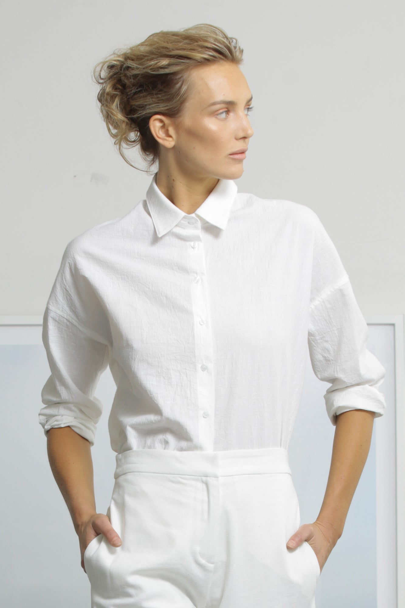 JUNE TOP - WHITE