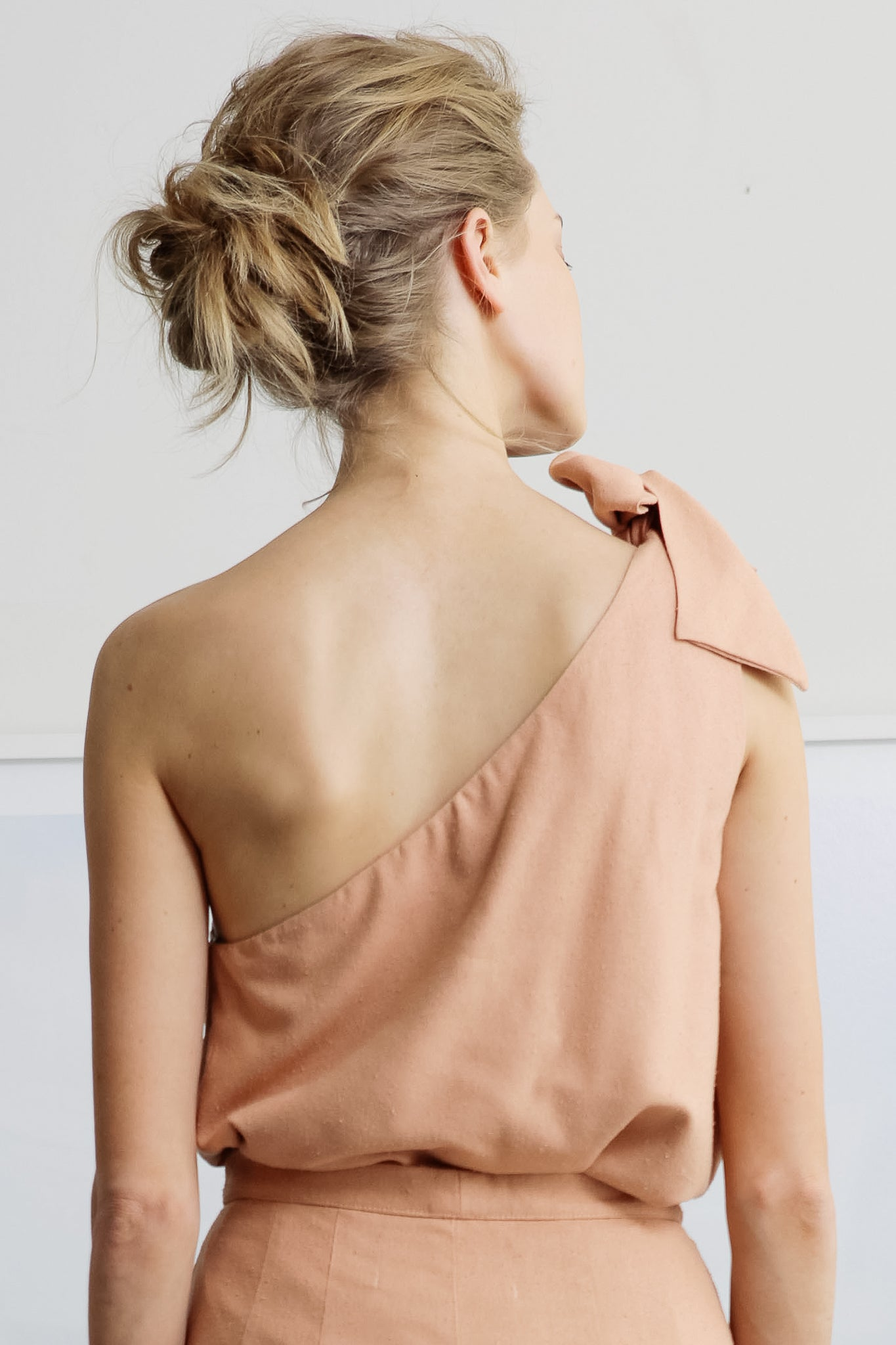 SAINT TROPEZ TOP - BLUSH