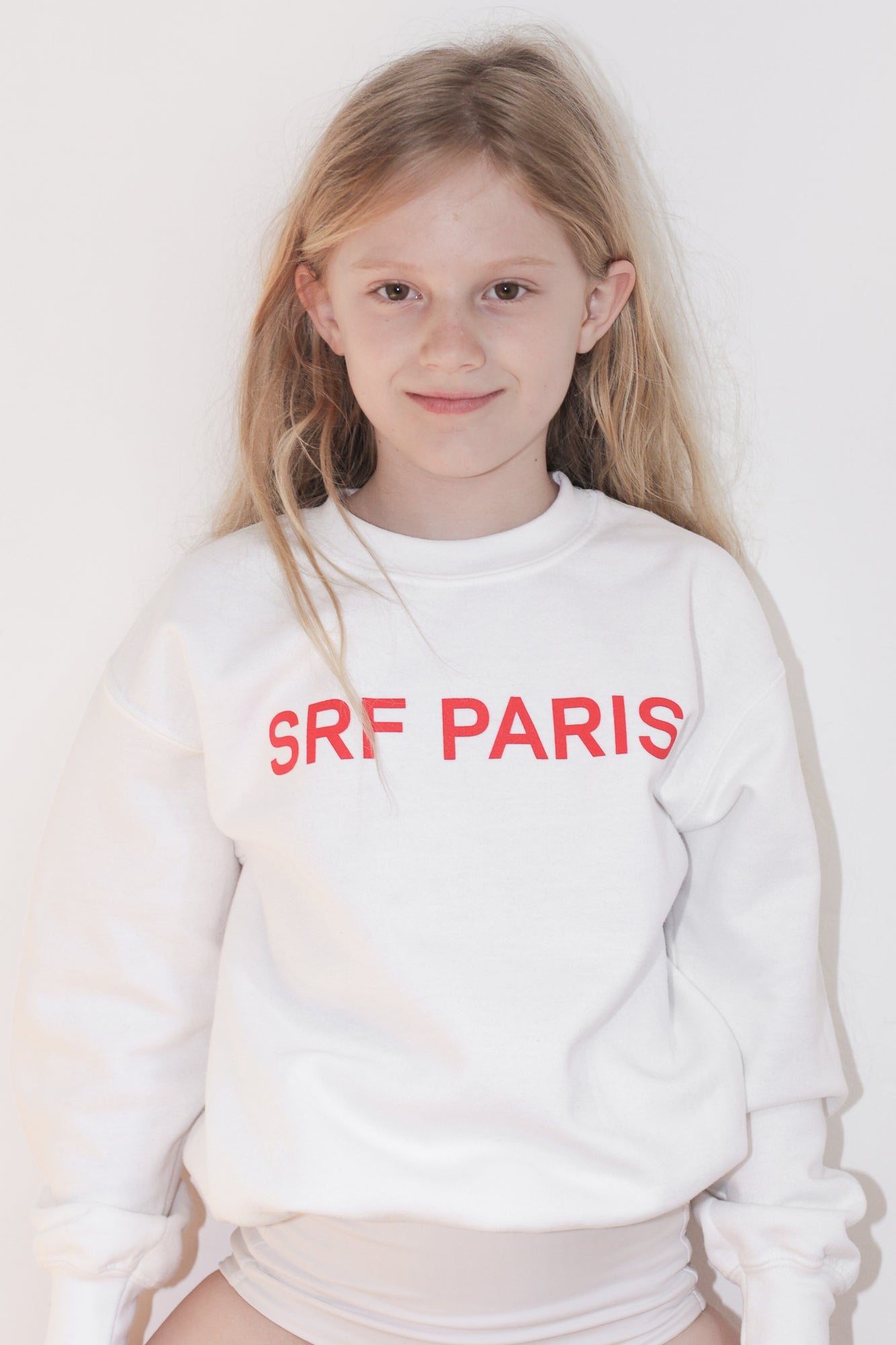 SRF PARIS GROMS - WHITE