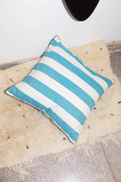 ATLANTIC STRIPE THROW PILLOW