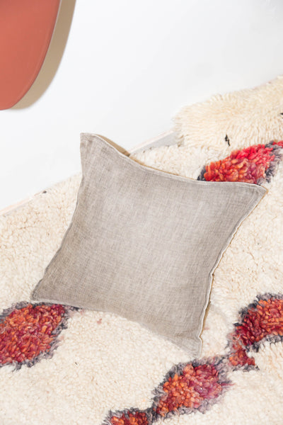 SMALL LINEN PILLOW