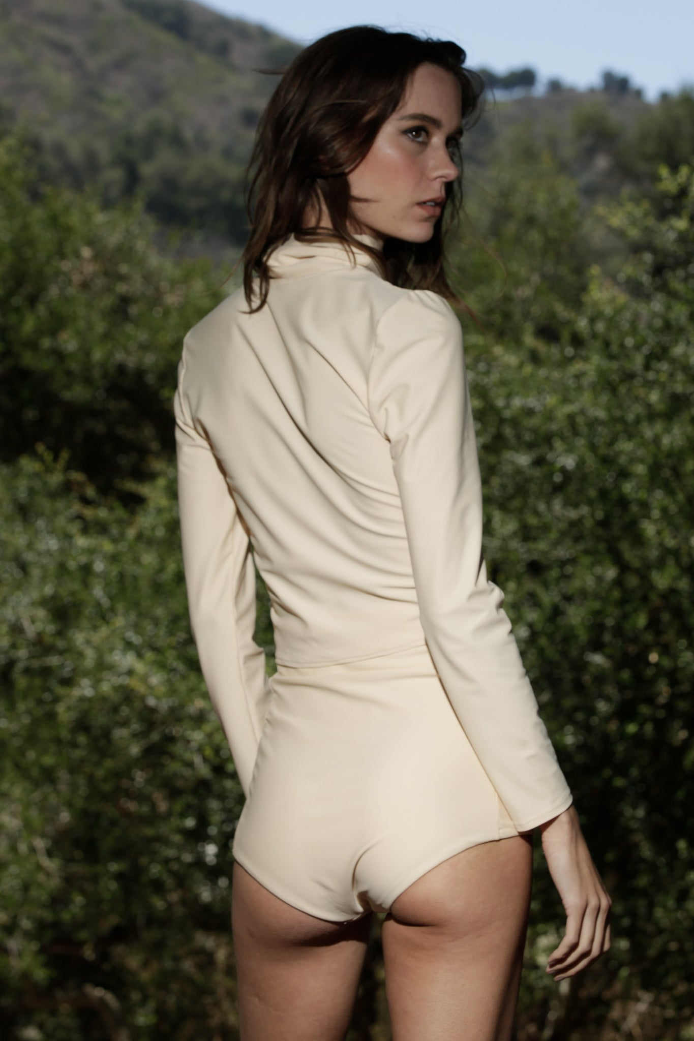 VICENT BOTTOM - IVORY