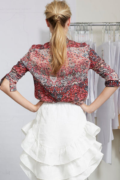 JOUY TOP - PAISLEY