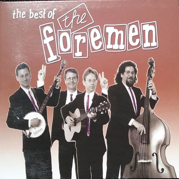 The Best of The Foremen - CD