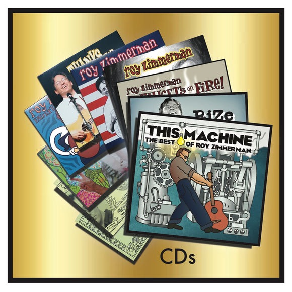 COMPLETE ROY COLLECTION CD BUNDLE - Get all 9 CDs for the price of 5 - *The Best Deal*