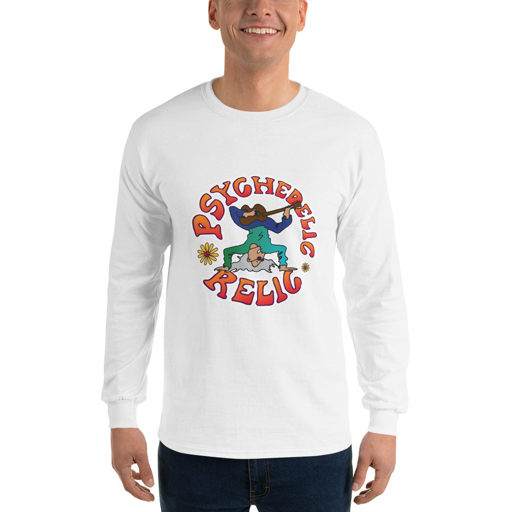 Psychedelic Relic Long Sleeve T-Shirt