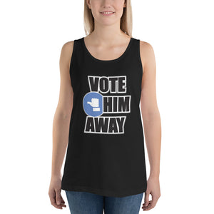 Vote Him Away Tank Top
