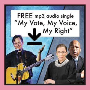 """My Vote, My Voice, My Right"" Single - FREE DOWNLOAD"