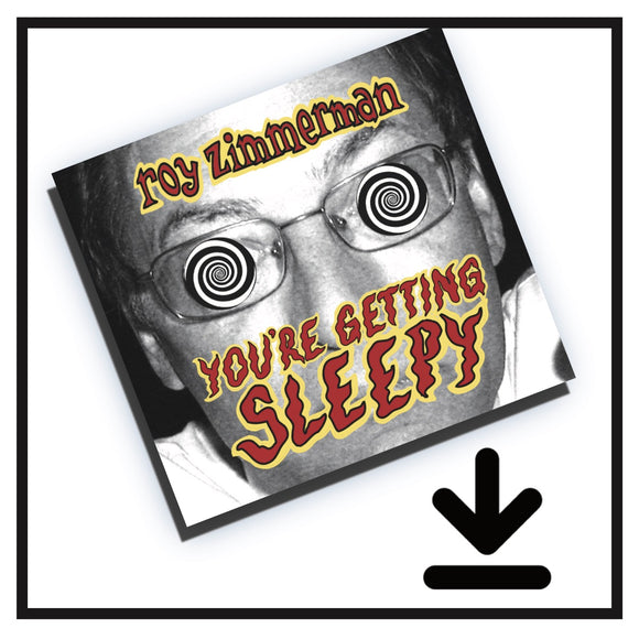 You're Getting Sleepy - ALBUM DOWNLOAD