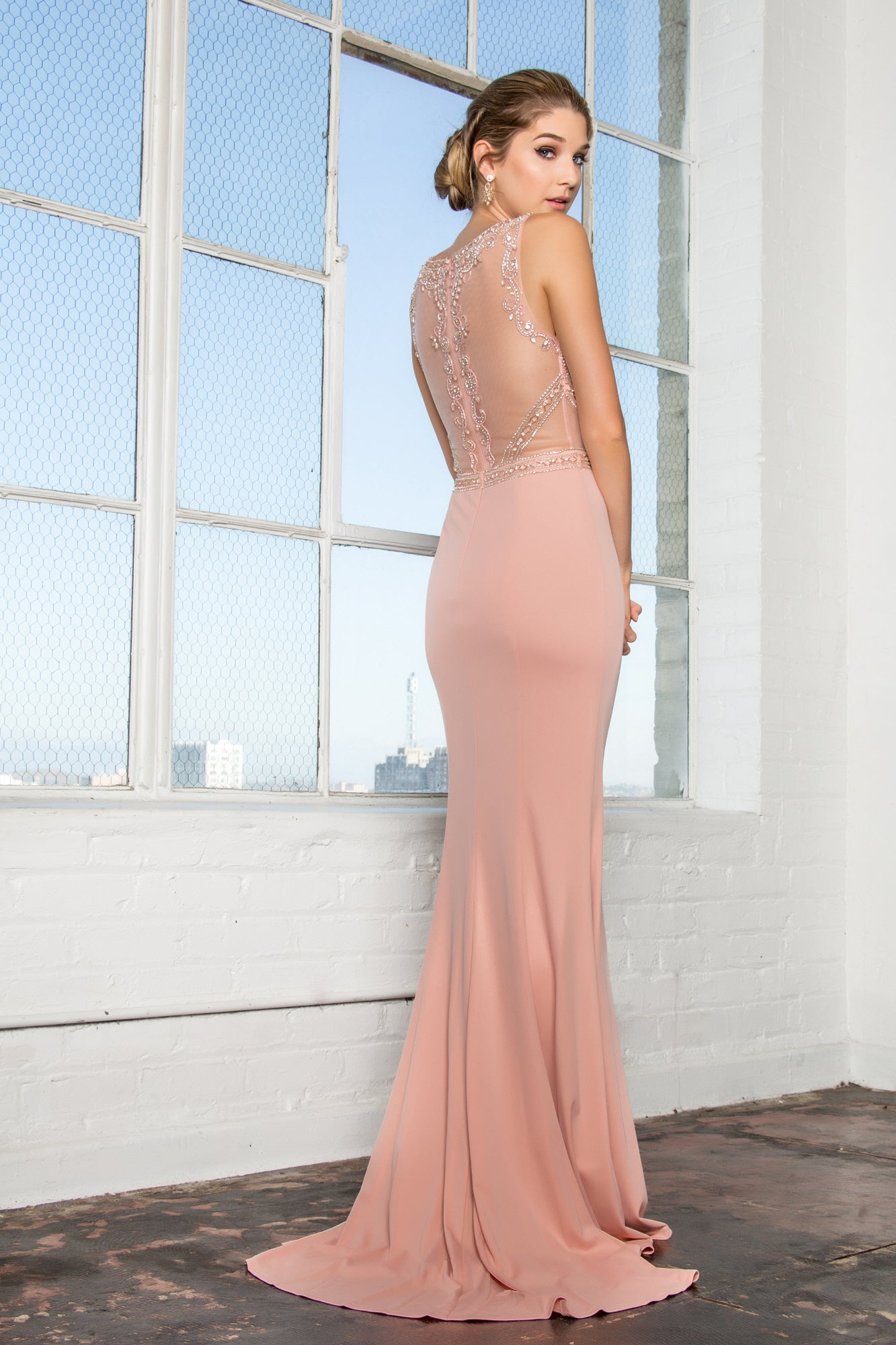 Prom Dress EXL2267 - Extreme Style