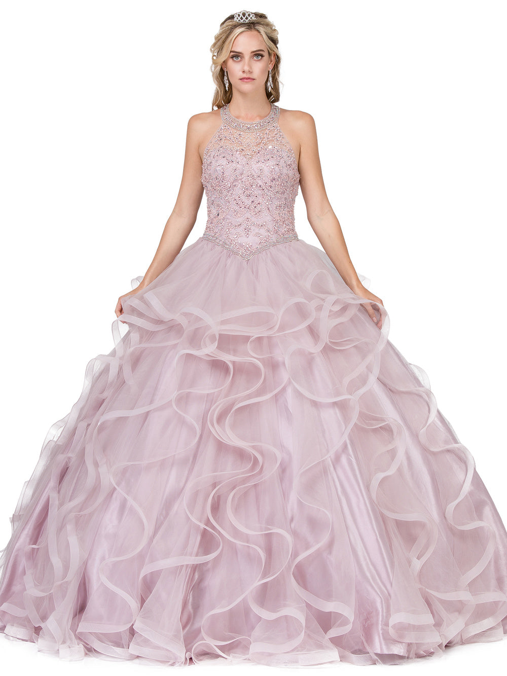 Dress2018 QUINCEANERA DQ1285