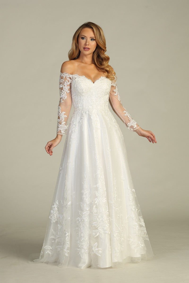 Wedding Dress le#7622L