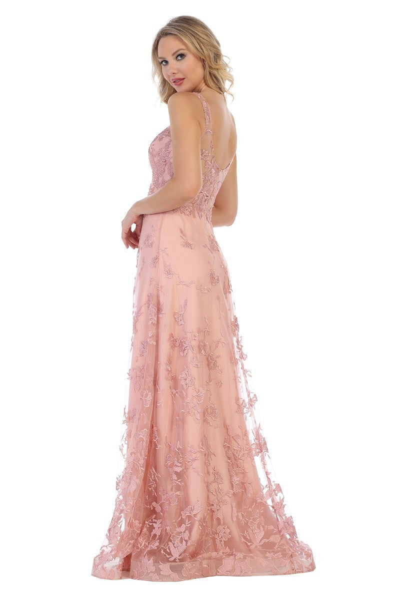 PROM DRESS LE#7398 - Extreme Style