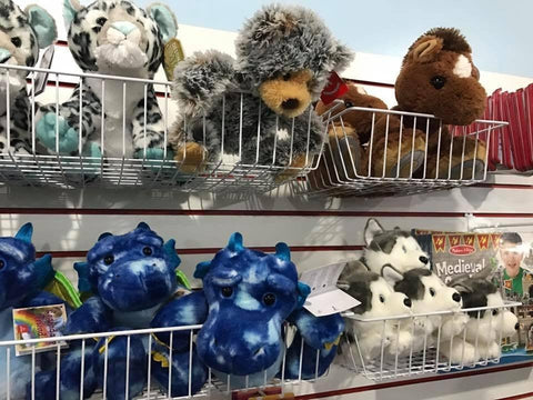 Plush Adoption Agency