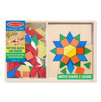 toy store chambersburg pa melissa and doug pattern blocks and board
