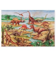 Puzzle, Floor - 48 Pieces - Dinosaurs