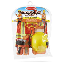 Costume Set - Construction Worker Role Play