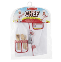 Costume Set - Chef Role Play