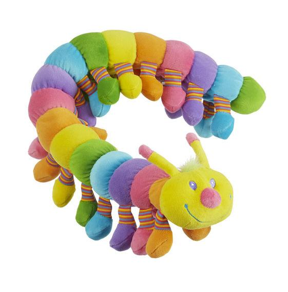 Longfellow Caterpillar Stuffed Animal
