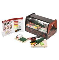 Roll, Wrap & Slice Sushi Counter