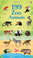 199 Zoo Animals Book