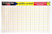 Learning Mat - Multiplication