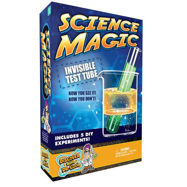 Chemistry Magic - Invisible Test Tube