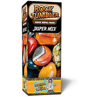 Rock Tumbler Refill Pack: Jasper Mix