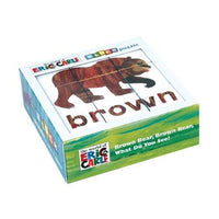 Brown Bear, Brown Bear, What Do You See? Block Puzzles