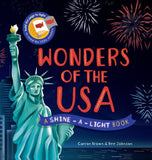 A Shine-a-light Book: Wonders of the USA