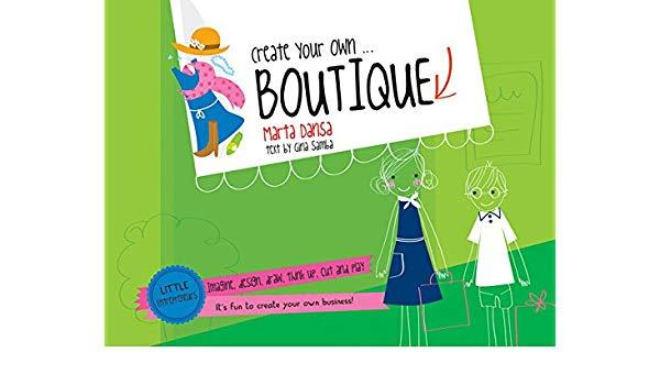 Create Your Own Boutique Book