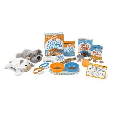Feed & Play Pet Treats Playset