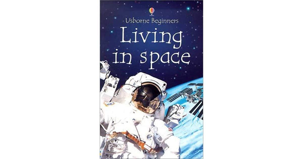 Living in Space Book
