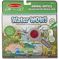 Water WOW! Animal Antics - DELUX ON the GO Travel Activity