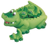 Bath Toy - Alligator Family