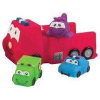 Bath Toy - Machines Rescue Team