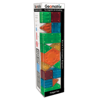 Geomatrix Magnetic Building Set