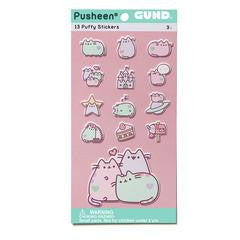 Pusheen The Cat Pastel Stickers