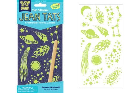 Jean Tats - Outer Space Glow in the Dark
