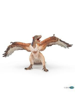Archaeopteryx Figure by Papo