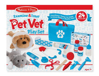 Examine & Treat Pet Vet Playset