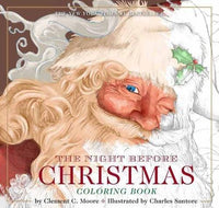 The Night Before Christmas - Coloring Book