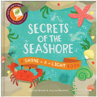 A Shine-A-Light Book: Secrets of the Seashore