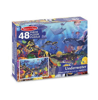 48 Piece Floor Puzzle - Underwater