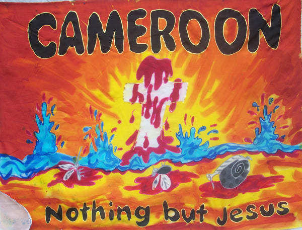 CAMEROON Prophetic Flag