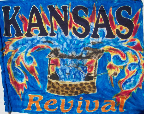 Kansas Prophetic Destiny Flag