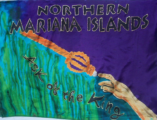NORTHERN MARINA ISLANDS Prophetic Flag