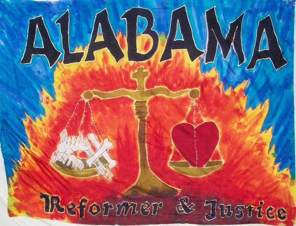 Alabama Prophetic Destiny Flag