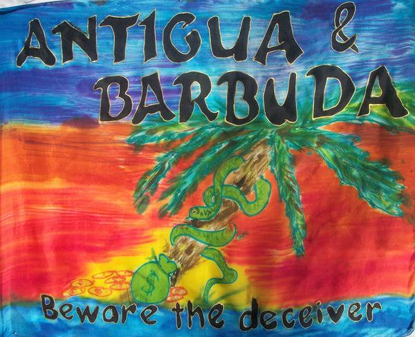 ANTIGUA & BARBUDA Prophetic Flag